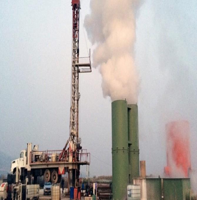 Uşak'ta Jeotermal Tehdit: 16.572 hektar arazi JES kaynak alanı olarak ihaleye açılacak